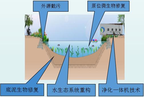 河道治理技術